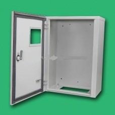 Бокс монтажный БМ – 50 (стекло) (350 х 500 х 220) IP54, без панели