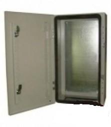 Бокс монтажный усиленый БМ – 50У (стекло) уз (350 х 500 х 140) IP54, без панели