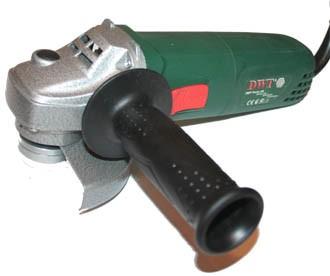 Болгарка (углошлифовальная машина) DWT WS08-115 (115 мм, 860 Вт)
