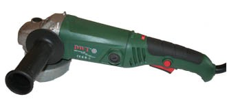 Болгарка (углошлифовальная машина) DWT WS08-125TV (125 мм, 860 Вт, с регулировкой оборотов)