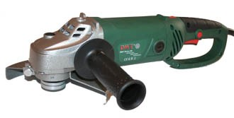 Болгарка (углошлифовальная машина) DWT WS13-180 DV (180 мм, 1300 Вт)