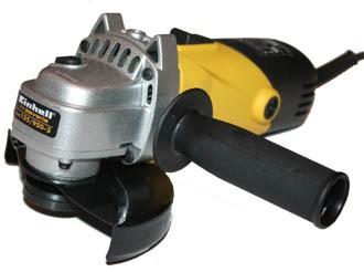 Болгарка (углошлифовальная машина) Einhell BWS 125/950-3 (125 мм, 950 Вт)