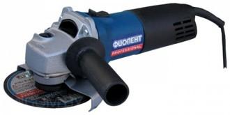 Болгарка (углошлифовальная машина) ФИОЛЕНТ МШУ 2-9-125 (125 мм, 900 Вт)