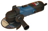 Болгарка (углошлифовальная машина) ТЕМП МШУ-125-850 (125 мм, 850 Вт)
