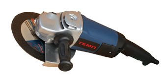 Болгарка (углошлифовальная машина) ТЕМП МШУ 230-2200 Проф. (230 мм, 2200 Вт)