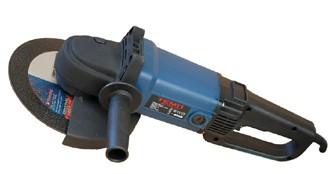Болгарка (углошлифовальная машина) ТЕМП МШУ-230-2500 (230 мм, 2500 Вт), плавній пуск