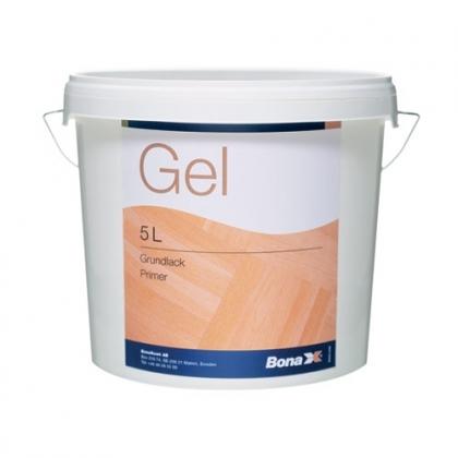 Bona Gel нивелирующее шпаклевка , используемая между слоями лака