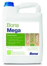 Bona Mega Однокомпонентный полиуретановый паркетный лак на водной основе