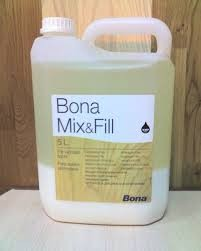 Bona Mix Fill водная шпаклёвка Бона Микс Филл 5л.