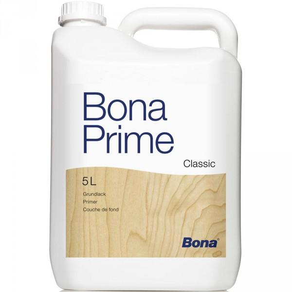 Bona Prime Classic грунтовочный водный лак Бона прайм 5 л.