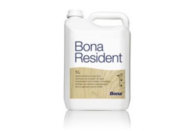 Бона Резидент 5л – полиуретаново-акрило вый лак, основой которого является вода. Используется для деревянных полов