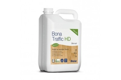Bona Traffic HD 5л – специальный лак для паркетных и деревянных полов который очень устойчивый устойчивы