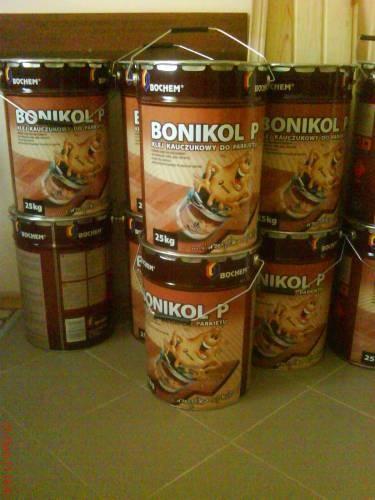 Bonikol P Боникол каучуковый клей для паркета 23кг