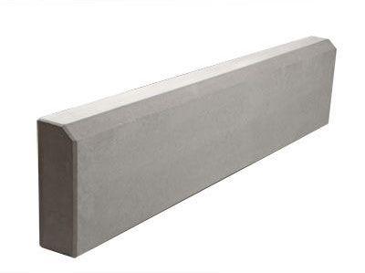 Бордюр, 50x20 см. толщина 45 мм.