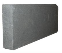 Бордюр тротуарный БР50.20.6 (500х200х60 мм). Цена за серый цвет, цветной - доплата за цвет от 16 до 65 грн.