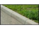 Бордюрный камень БУ 100-30-15 ГОСТ 6665-91