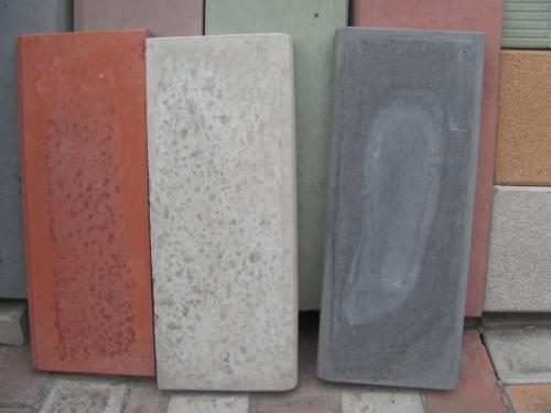Бордюрный камень. Вибролитая