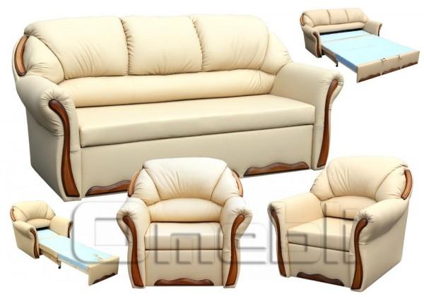 Бостон 311 Комплект с 2-мя раскладными креслами код A41451