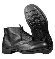 Ботинки гвоздевые (юфта)