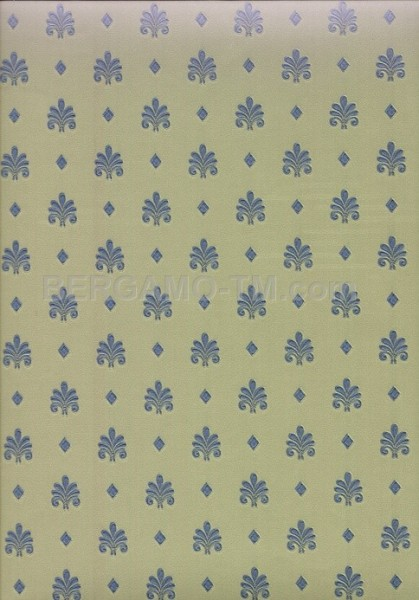 Бренд:Zambaiti. Коллекция:ARALDO VENEZIA. Артикул:9431 Тип:Виниловые. Размер:0,53х10,05m. Цвет:голубой. Рапорт:6,6cm.
