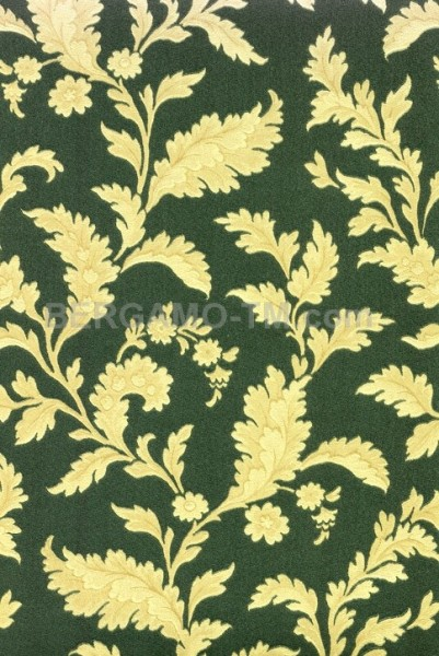 Бренд:Zambaiti. Коллекция:ARALDO VENEZIA. Артикул:9425 Тип:Виниловые. Размер:0,53х10,05m. Цвет:зеленый. Рапорт:53cm.