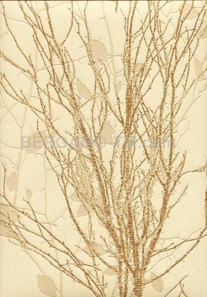 Бренд:Zambaiti. Коллекция:CARILLON. Артикул:2306. Тип:Виниловые. Размер:0,53х10,05m. Цвет:желтый. Рапорт:53cm