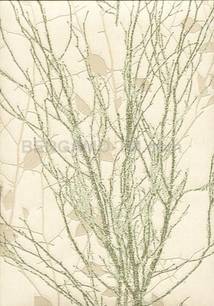 Бренд:Zambaiti. Коллекция:CARILLON. Артикул:2312. Тип:Виниловые. Размер:0,53х10,05m. Цвет:салатовый. Рапорт:53cm