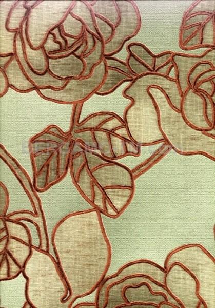 Бренд:Zambaiti. Коллекция:SPLENDIDA. Артикул:3614. Тип:Виниловые. Размер:0,70х10,05m. Цвет:красный. Рапорт:64cm