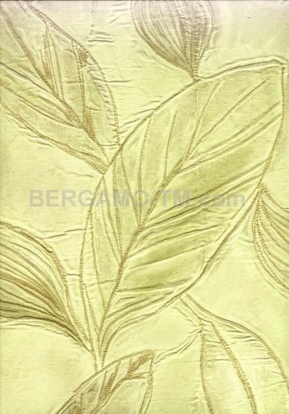 Бренд:Zambaiti. Коллекция:SPLENDIDA. Артикул:3621. Тип:Виниловые. Размер:0,70х10,05m. Цвет:желтый. Рапорт:52cm