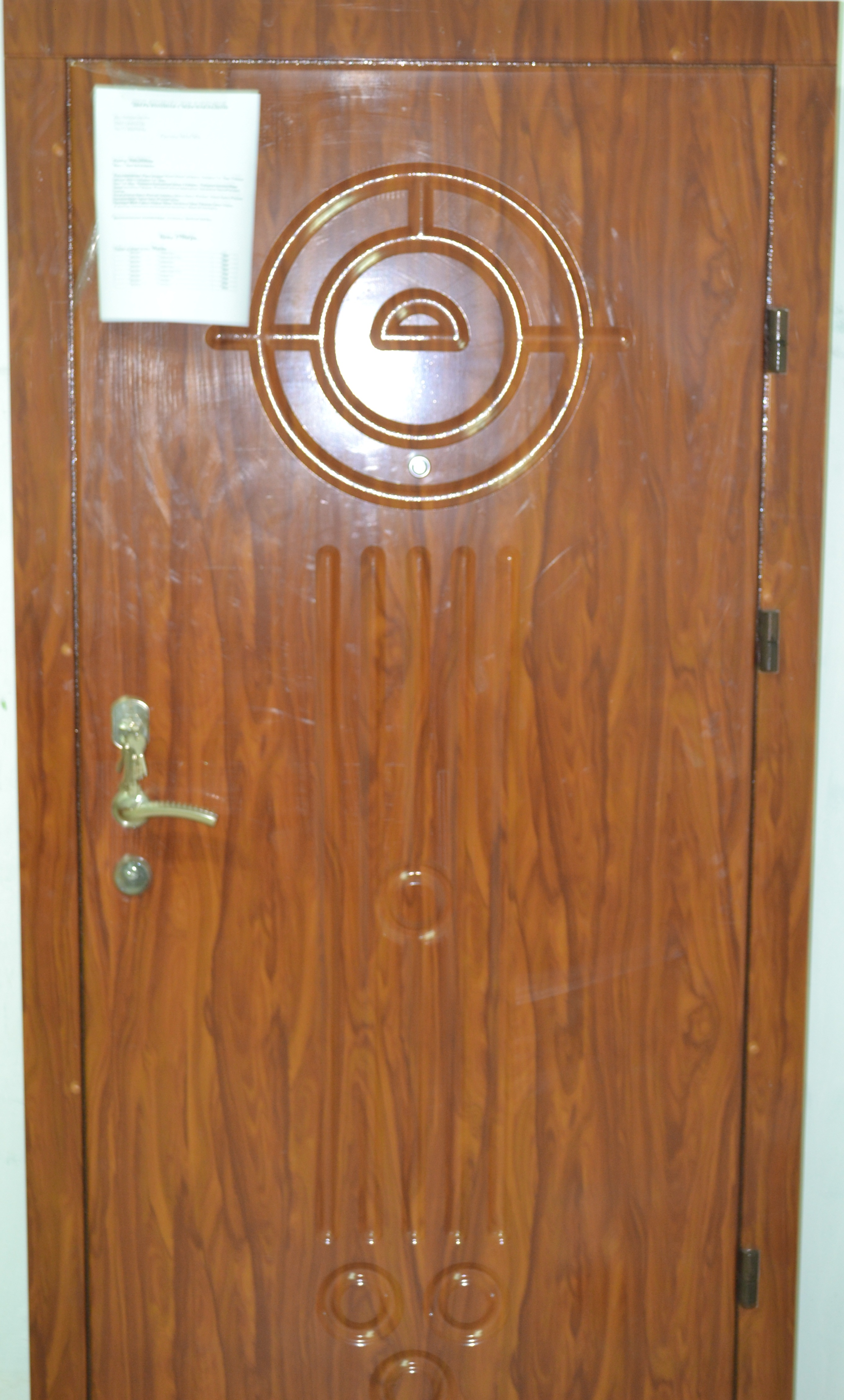 двери входные изготовление для коттеджа