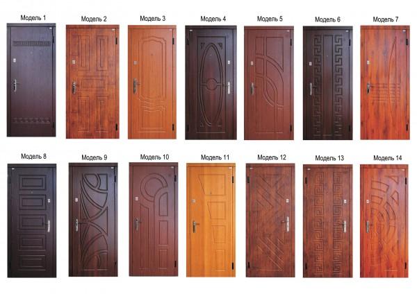 Бронированные двери Zimen