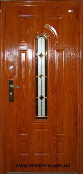 бронированные входные двери, входные стальные двери Винница Mexin 967 FA