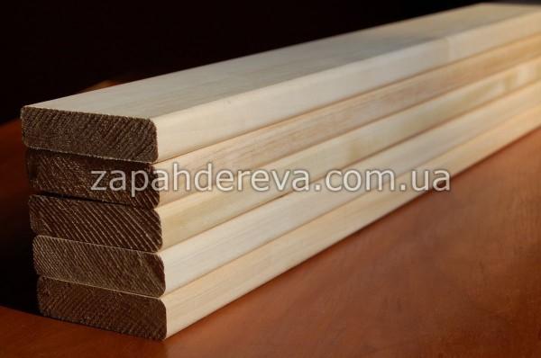 Брус ольховый. Для лежака в сауну, баню. Толщина 25 мм. Ширина 80 мм. Длина в ассортименте. http://zapahdereva. com. ua