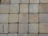 Брусчатка из песчаника(галтовка)