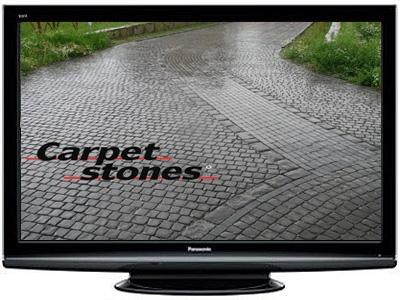 Брусчатка Каменный КоверCarpet Stones