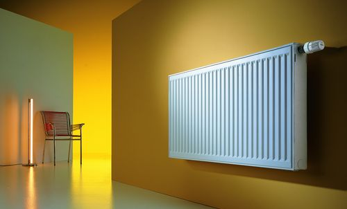 Buderus - стальные радиаторы отопления класса «люкс». Производство Германия
