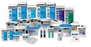 Будівельні суміші CERESIT (Церезіт). Системи утеплення фасадів, клея для плитки, каменя, гідроізоляція, фарби, грунтовки