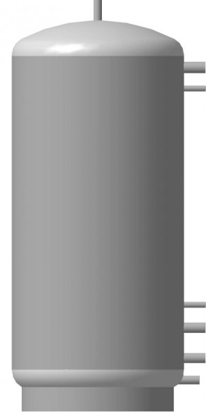 Буферная емкость (теплоаккумулятор) 2000л. EAM-00-2000 теплоизоляция, без теплообменников