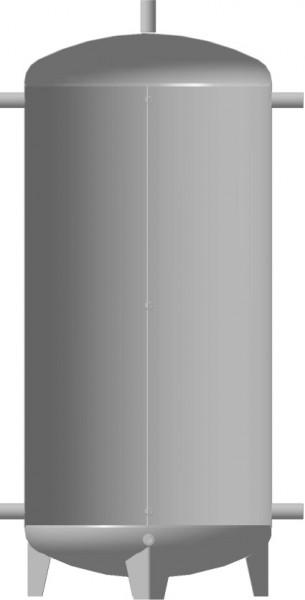 Буферная емкость (теплоаккумулятор) 350л. EA-00-350 теплоизоляция, без теплообменников