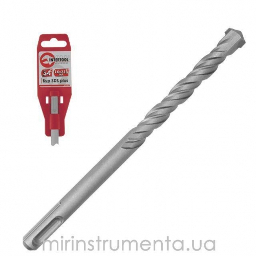 Бур SDS PLUS S4 INTERTOOL SD-2445