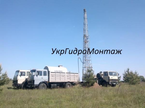 Бурение скважин под ключ Мы можем пробурить скважину любого назначения и в любом регионе Украины: