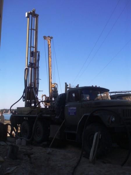 Бурение скважины в 1 колонну д.219х5 мм. сталь(ГОСТ 10705-80)