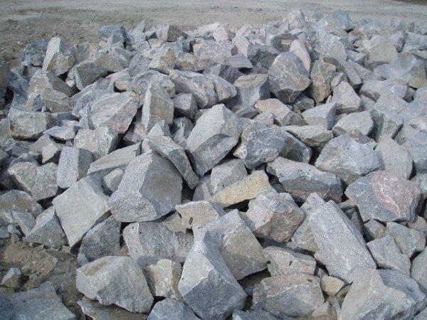 Фото  1 Бут гранитный напрямую с карьеров от 40 тонн 2003655