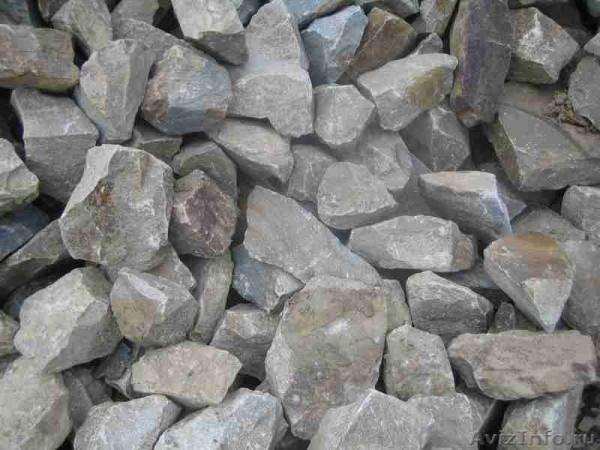 Бутовый Камень от 1 до 30 тонн, Мариуполь и области