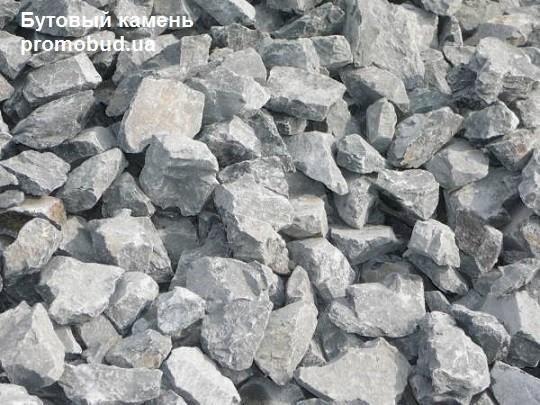 бутовый камень бут - фото
