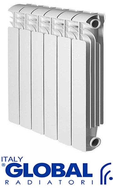 Фото 3 Алюминиевые радиаторы Global 328709