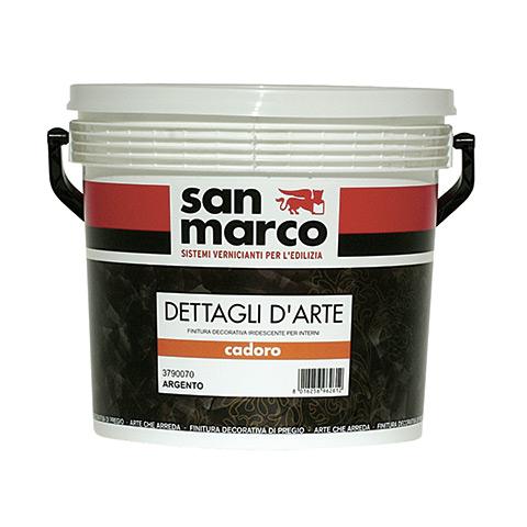 Cadoro (Италия) Декоративное покрытие с эффектом муарового шелка для внутренних работ.10м2/1л.