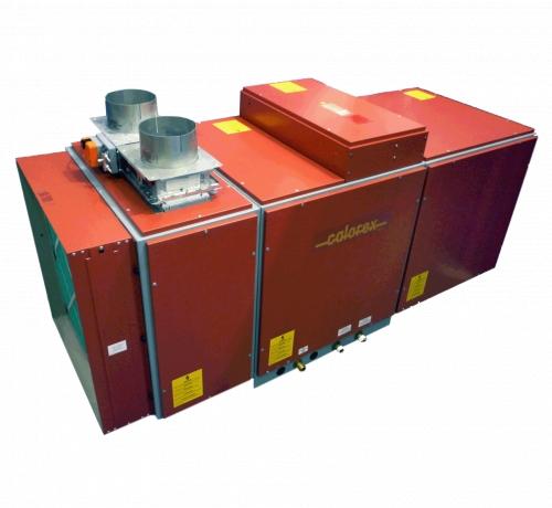 Calorex Variheat III AA 600 VH - приточно-вытяжная осушительная система канального типа. Производительность 163 л/сут.