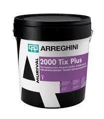 CAP 2000 TIX PLUS - Матовая краска для внутренних работ. Применяется в помещениях с высокой концентрацией водяного пара.