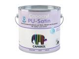 Фото  1 Эмаль глянцевая белая Капакрил - Capacryl PU-Satin, 0.7л 2171672
